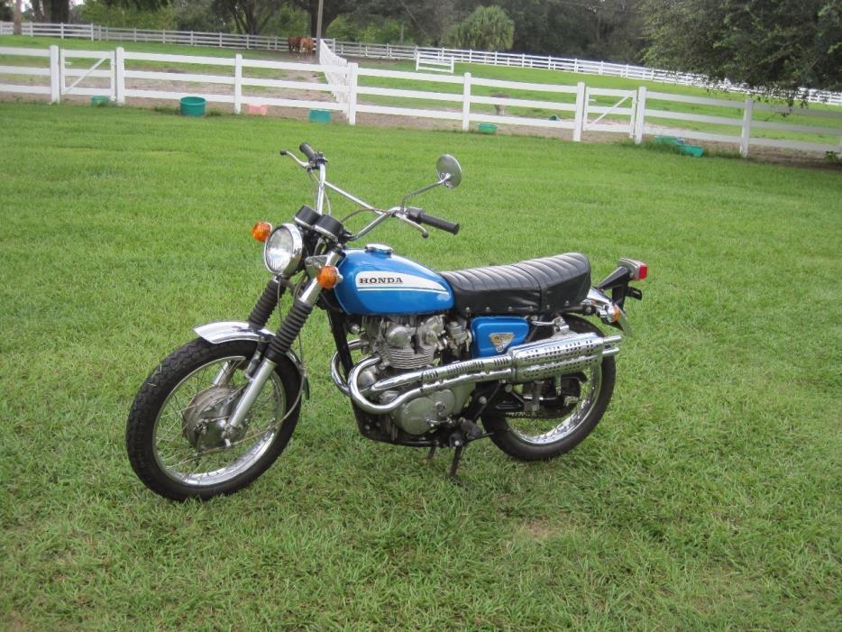 Honda Dealers Illinois >> 1971 Honda 450 Scrambler Motorcycles for sale
