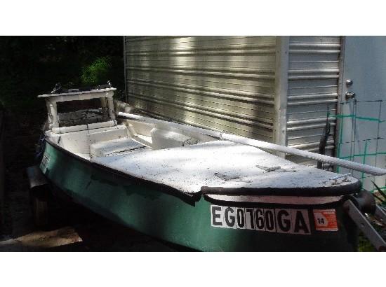 River hawk boats for sale in georgia for Fish hawk atlanta