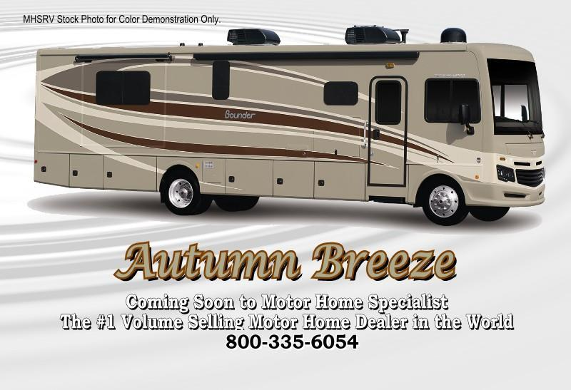 2017 Fleetwood Bounder 34T RV for Sale at MHSRV W/LX Pa