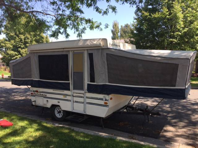 1996 dutchmen classic rvs for sale rh smartrvguide com Dutchmen Travel Trailers 2009 Dutchmen Camper