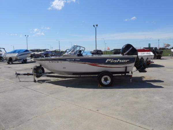 2007 Fisher Hawk 170