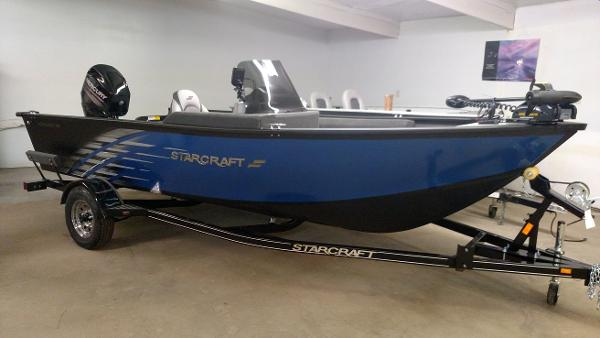 2017 Starcraft Renegade 168 SC