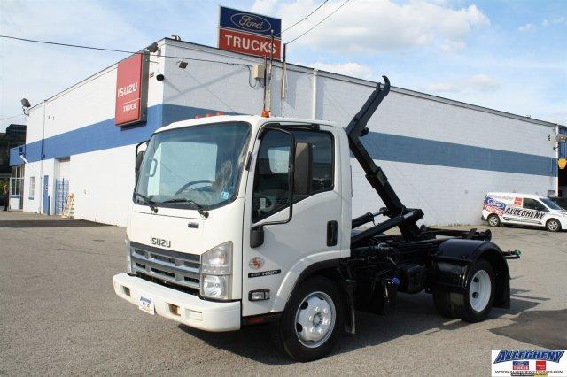 2011 Isuzu Nqr  Hooklift Truck