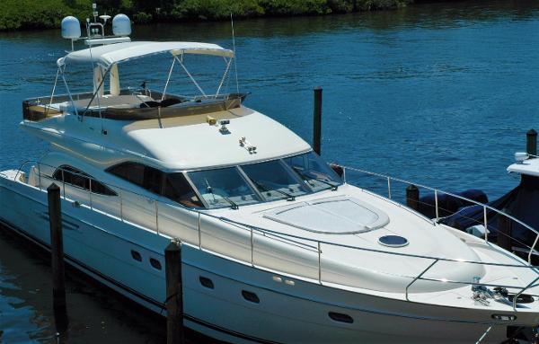 2003 Princess Viking 65 Sport Cruiser