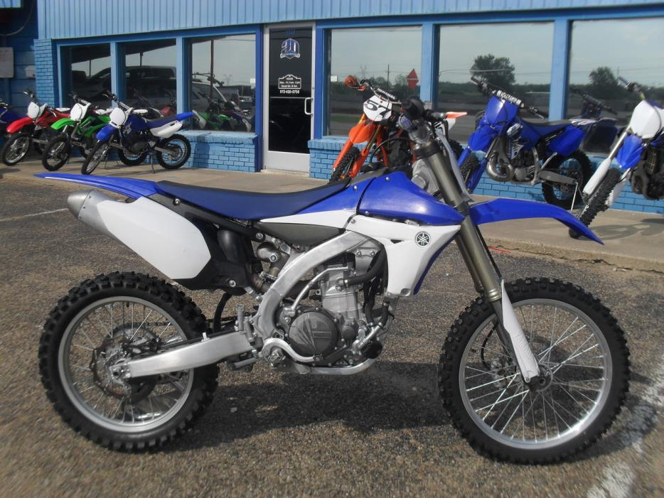 Yamaha yz450f motorcycles for sale in lewisville texas for Yamaha yz450f for sale