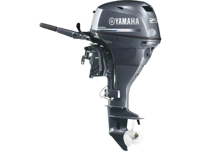 2016 Yamaha F25SEHA