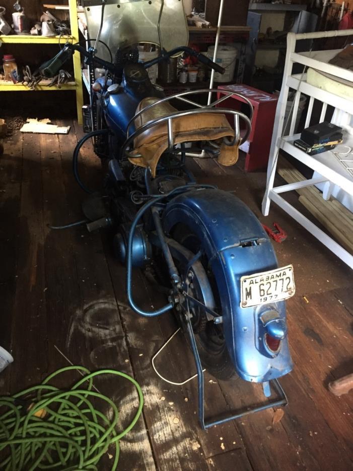 1946 Harley-Davidson FLATHEAD