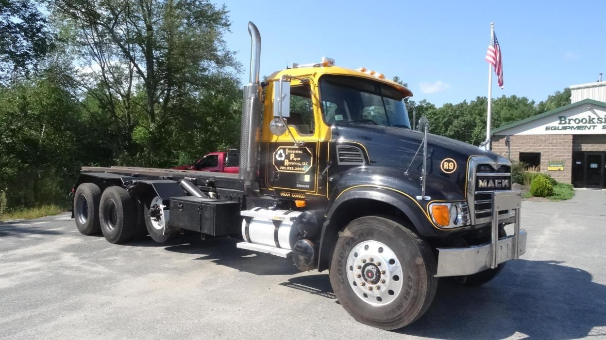 2006 Mack Granite Cv713  Garbage Truck