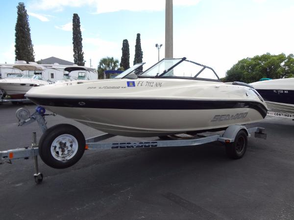 2007 Sea-Doo Utopia 205 SE