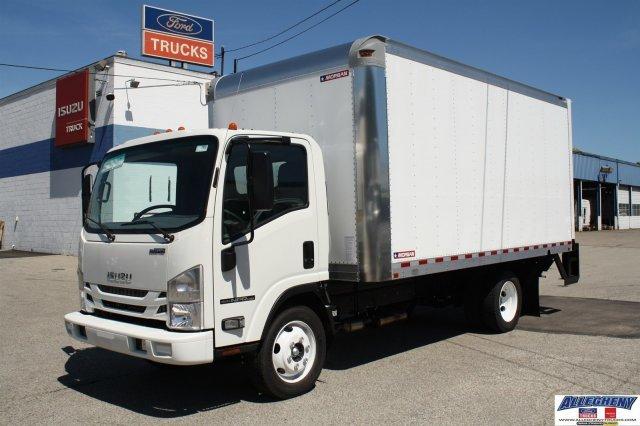 2016 Isuzu Npr Efi-Hd  Box Truck - Straight Truck