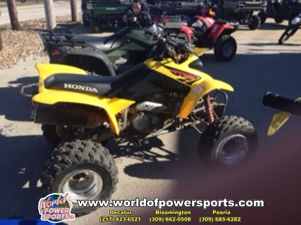 Honda trx400ex motorcycles for sale in illinois for Honda bloomington il