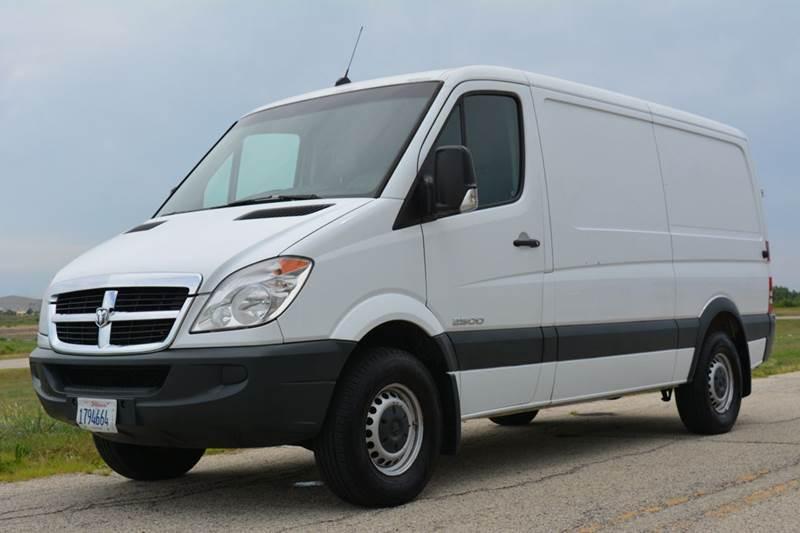 2007 Dodge Sprinter 2500 Cargo Van Cargo Van