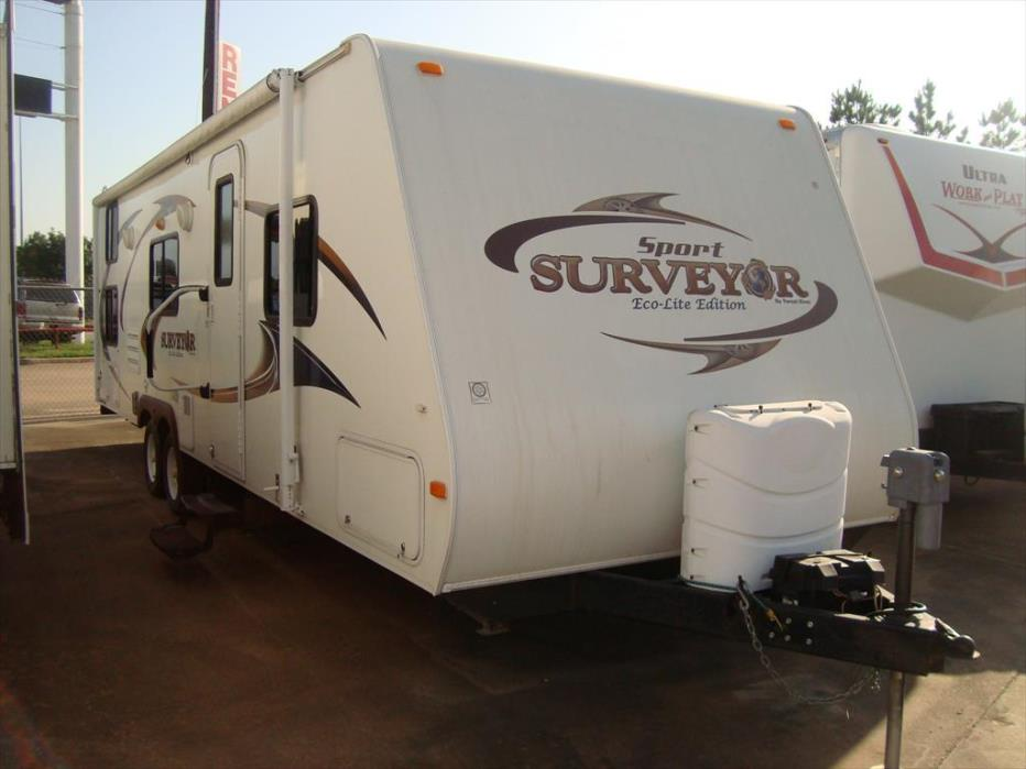 Forest River Surveyor Rvs For Sale In Conroe Texas