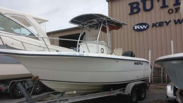 2003 Sea Fox 210CC