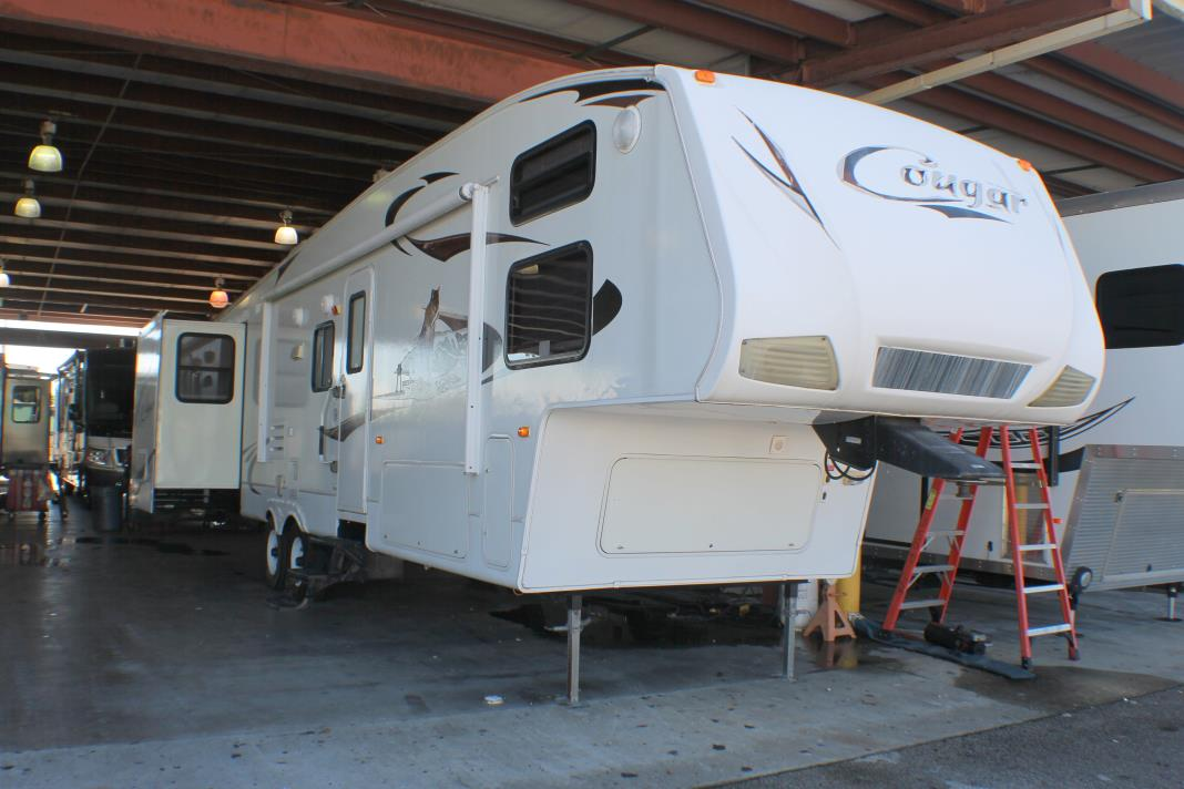 2010 Keystone Cougar 322qbs Rvs For Sale In Bartow, Florida
