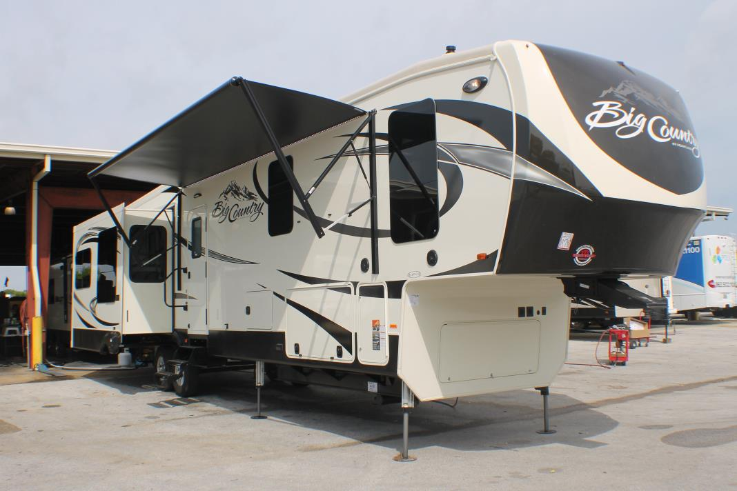 Heartland Big Country 3850 Mb Rvs For Sale