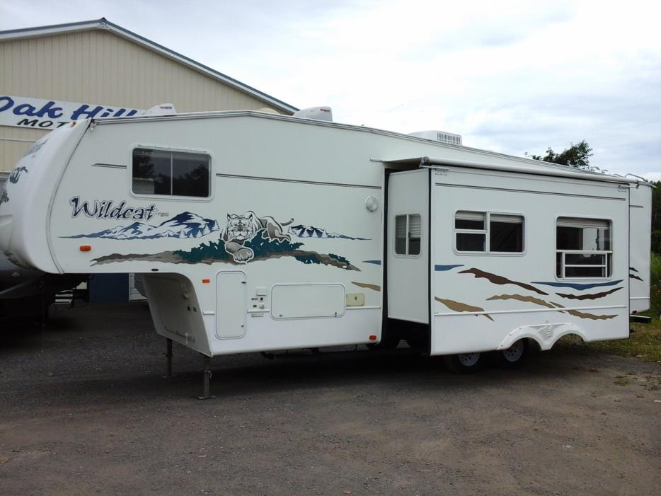 2006 Forest River WILDCAT 29BHBP