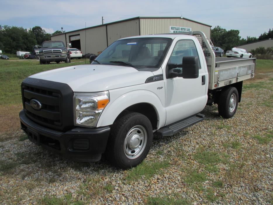 2012 Ford F250 Dump Truck