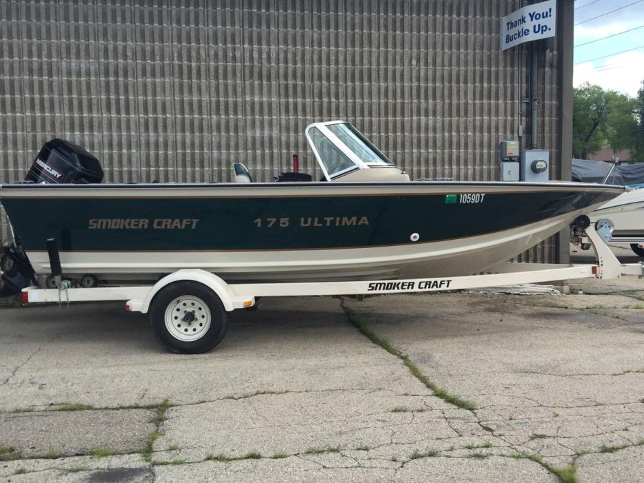 1996 Smoker Craft 175 Ultima