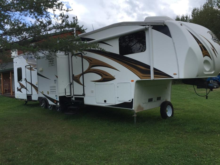 2012 Forest River XLR THUNDERBOLT 35X12