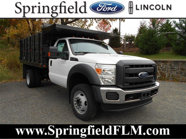 2016 Ford F-450 Landscape Truck