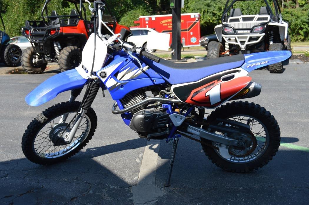 2006 ttr 125 motorcycles for sale for Yamaha north miami