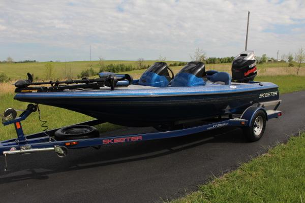 2008 Skeeter SX190 with only 37 hours