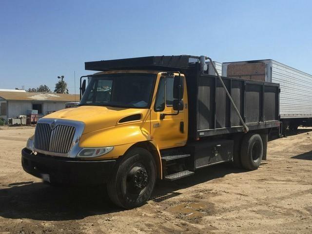 2007 International Durastar 4300 Dump Truck