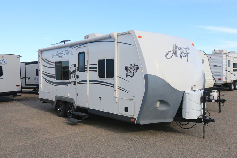 Northwood Arctic Fox 22g Rvs For Sale