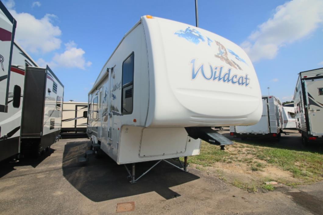 2008 Wildcat WILD CAT 29RK