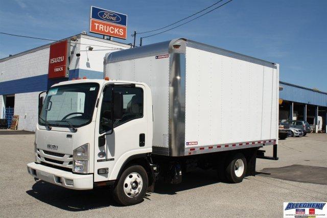 2016 Isuzu Npr-Hd  Box Truck - Straight Truck