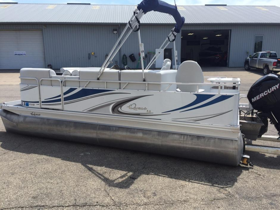 2014 Apex Qwest 7518 Cruise