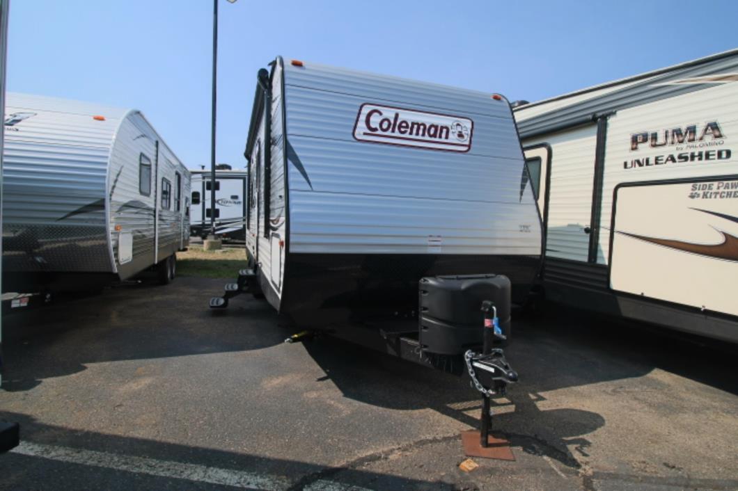 2017 Coleman COLEMAN CTS250TQ