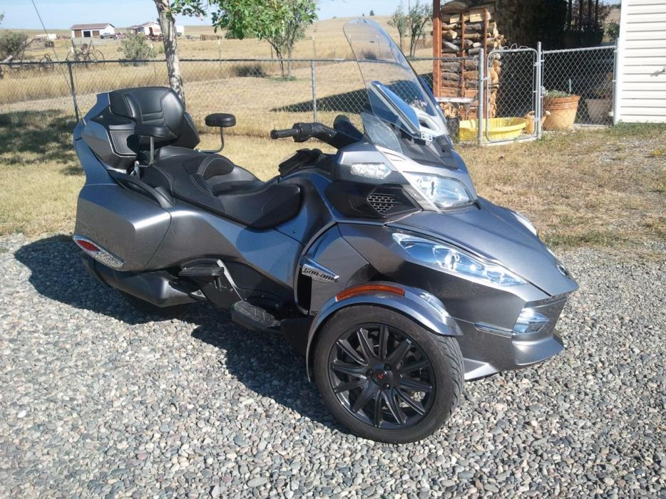 can am spyder motorcycles for sale in montana. Black Bedroom Furniture Sets. Home Design Ideas
