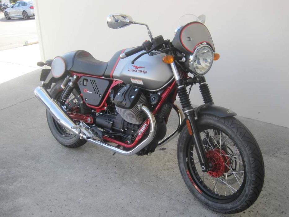Moto Guzzi V Ii Racer For Sale