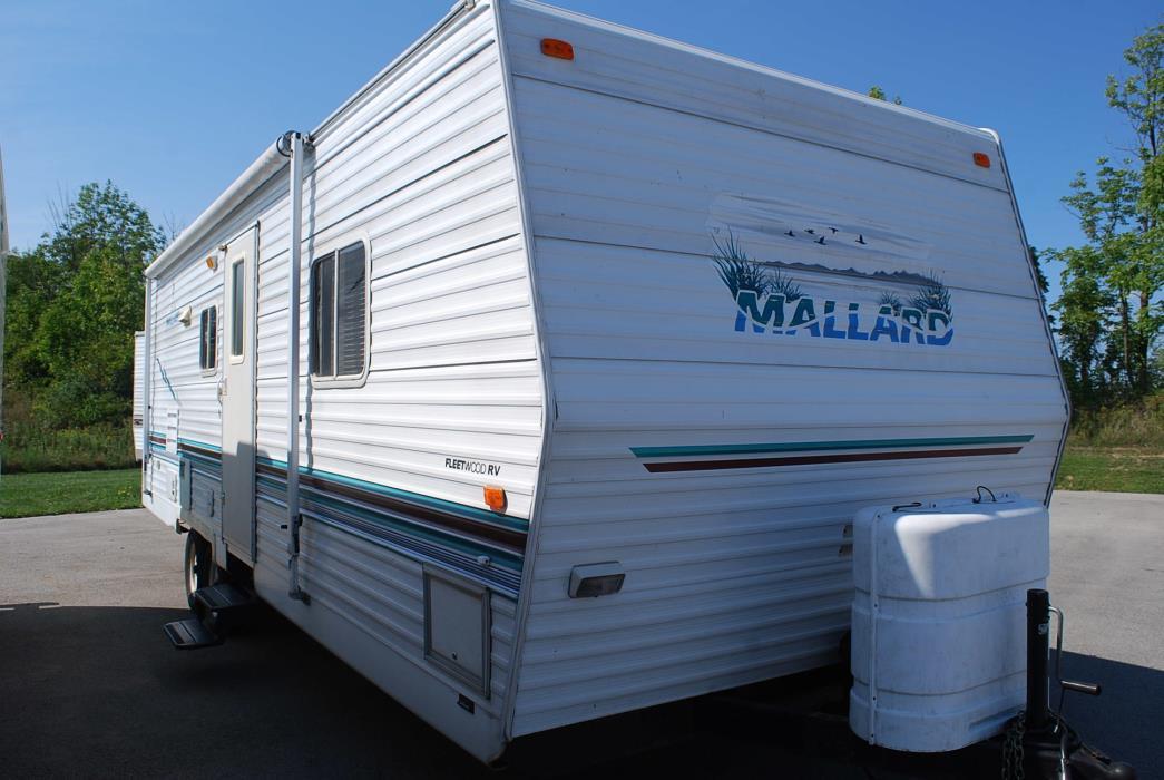 Mallard Idm  Travel Trailer
