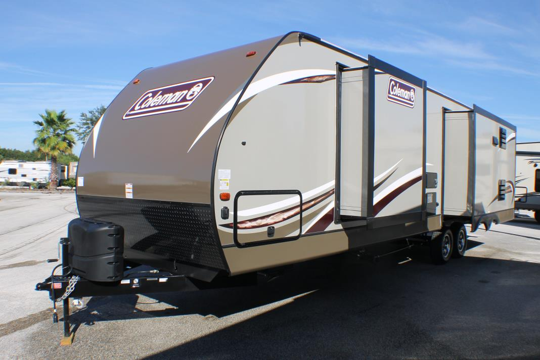 2017 Coleman COLEMAN LIGHT 3035RL