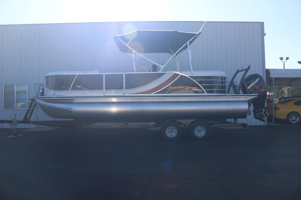 South Bay 523rs 3 0 Package Boats For Sale