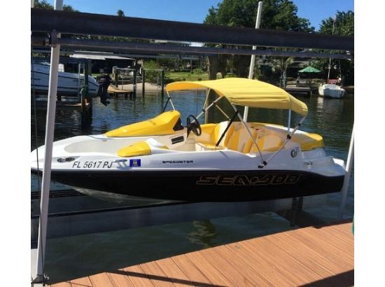 2011 Sea Doo Speedster 150