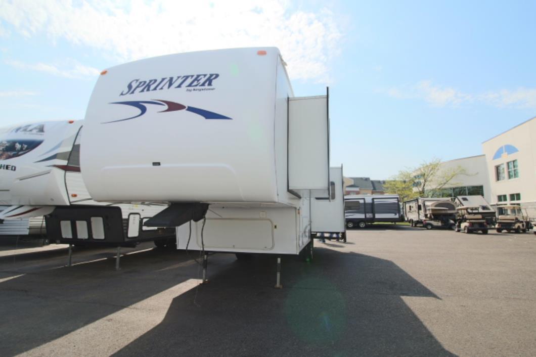 2005 Sprinter SPRINTER 293FWSLS