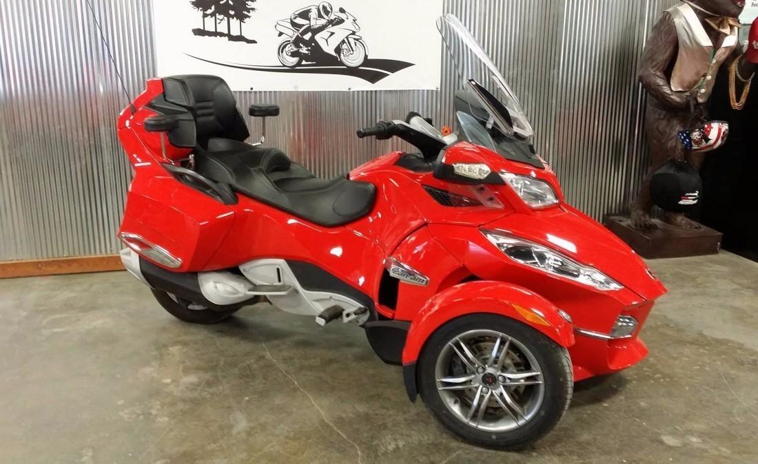 2008 can am spyder motorcycles for sale. Black Bedroom Furniture Sets. Home Design Ideas