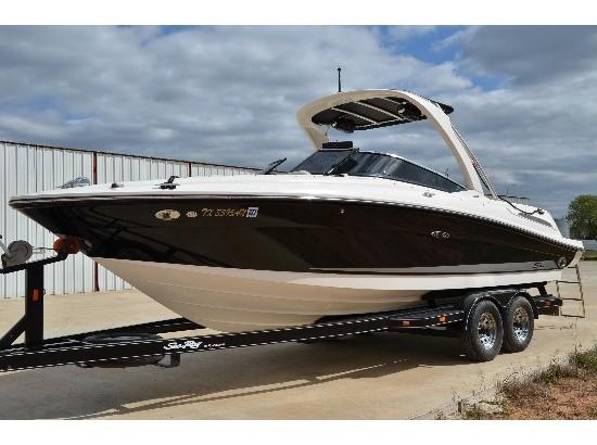 2007 Sea Ray 250 SLX