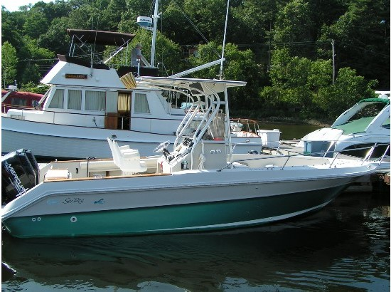 1988 Sea Ray Laguna
