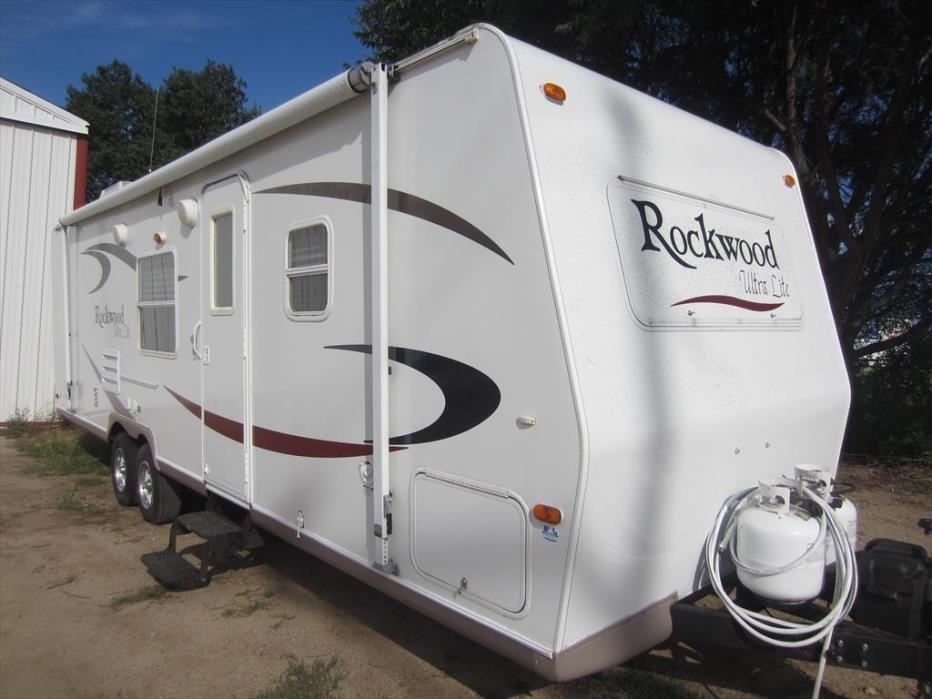 2006 Forest River Rockwood Ultra Lite 2607