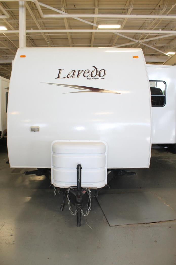 2009 Keystone Laredo 296RE
