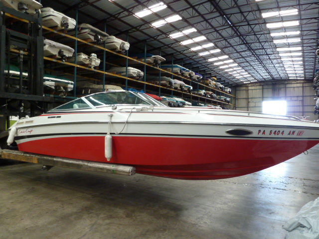 1988 Chris Craft 245 Limited