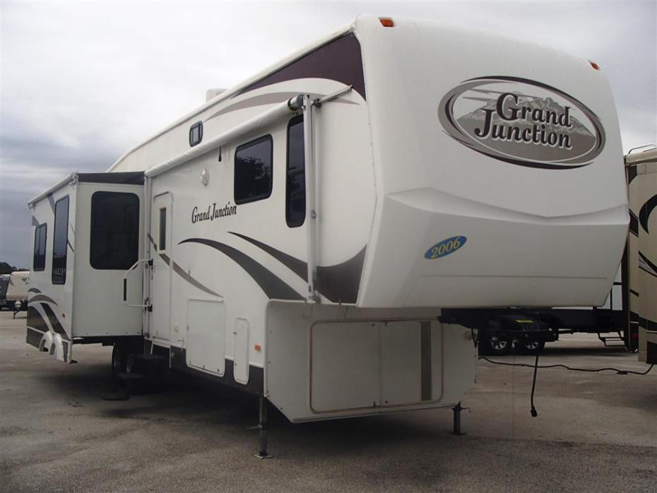 Dutchmen Grand Junction 34 5qrl Rvs For Sale