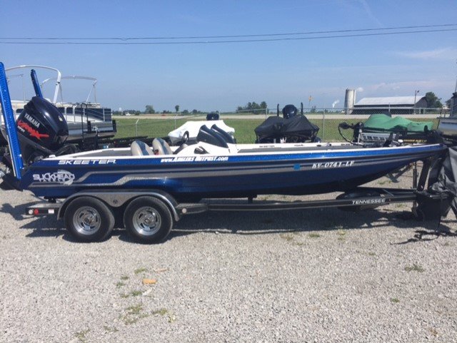 Skeeter 2007 Zx225 Boats for sale