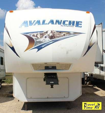 2011 Keystone Avalanche 335RB