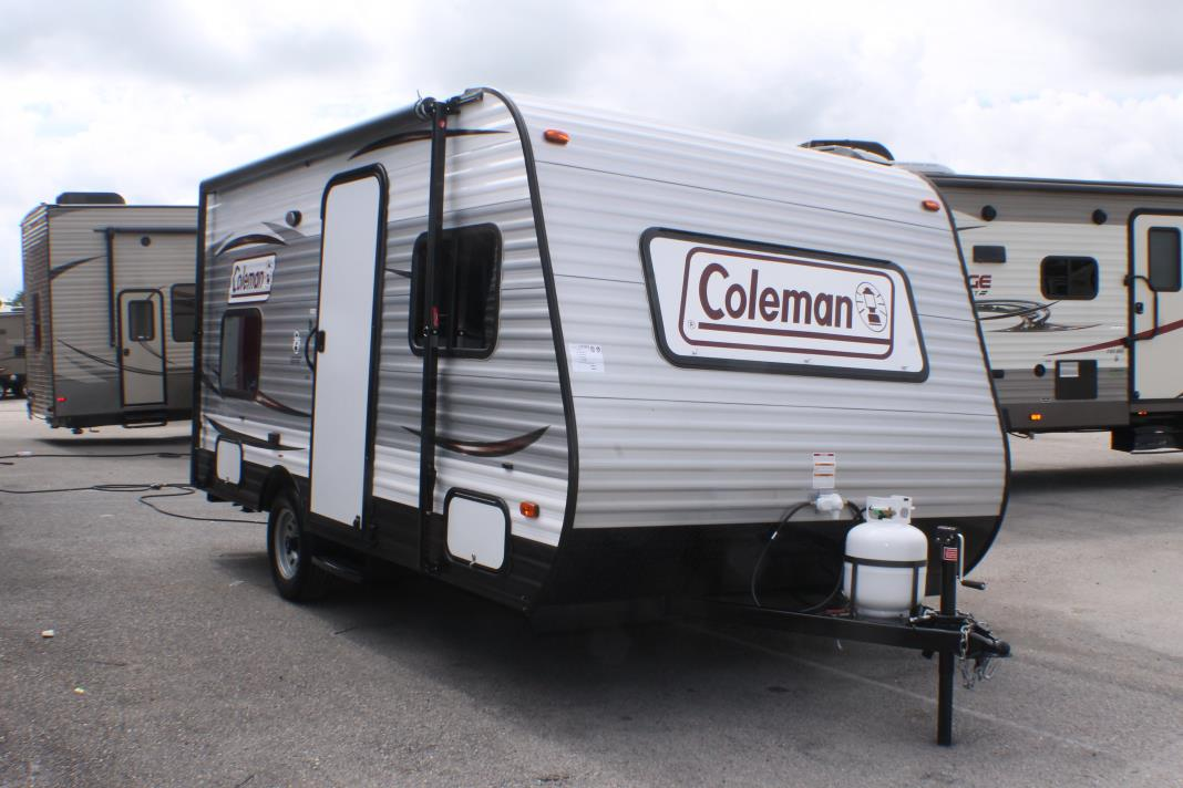2017 Coleman COLEMAN CTS15BH